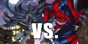 spidermanvsbatman